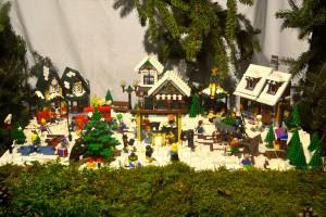 Miola Presepio Lego
