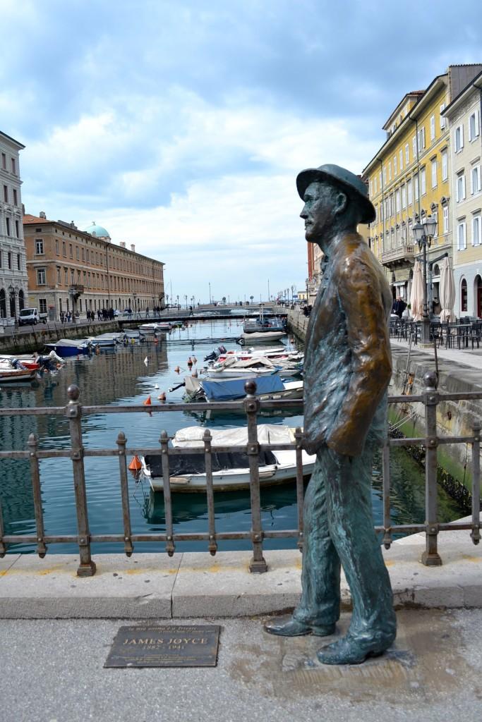 Trieste JamesJoyce