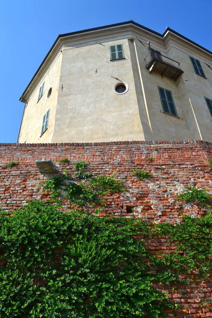 Bastioni Castello di Pocapaglia
