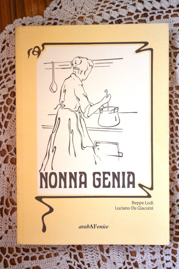 Nonna Genia -copertina