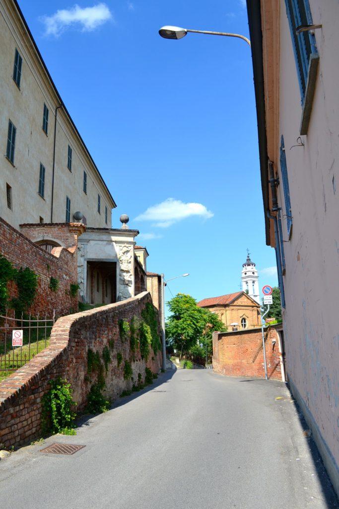 Portale Castello Pocapaglia