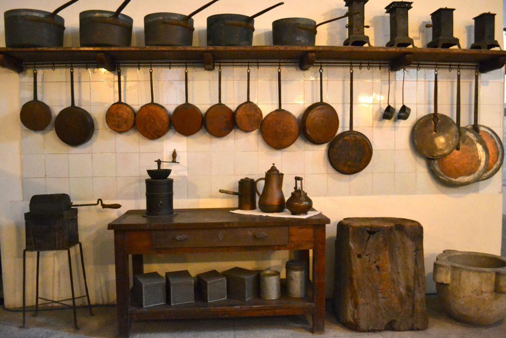 Le Cucine Di Palazzo Reale A Torino