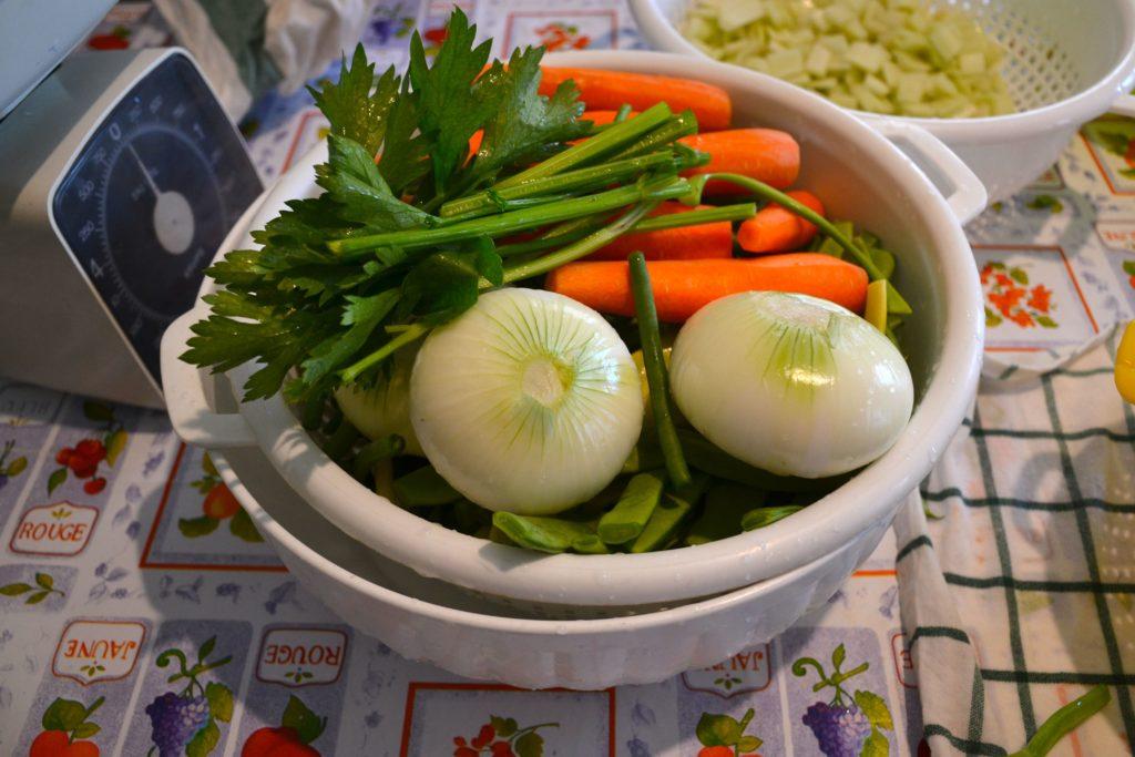 Giardiniera, verdure