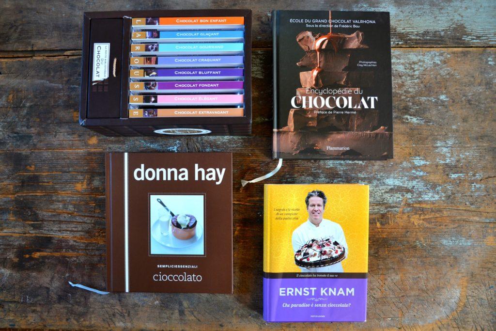libri cioccolato