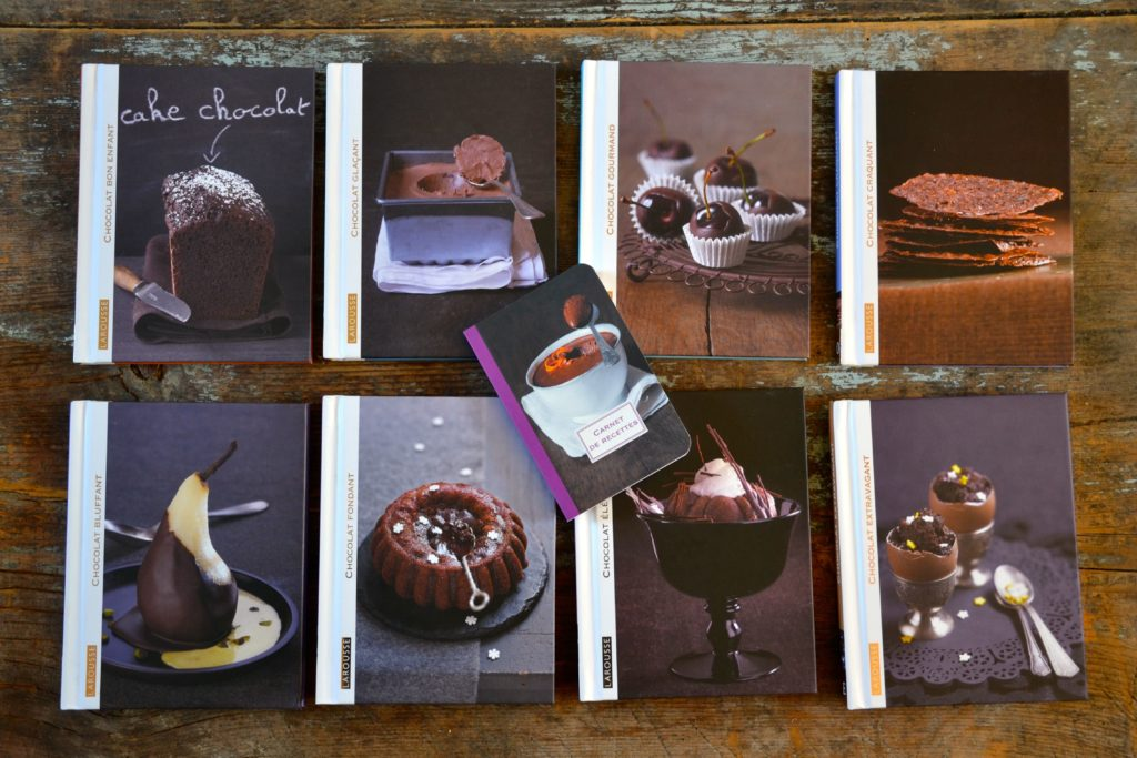 Larousse Biblioteque du Chocolat